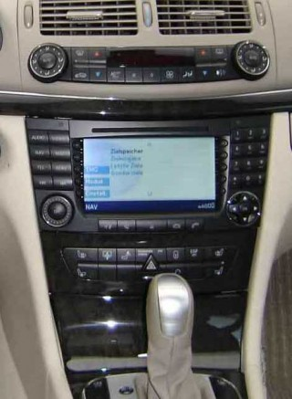 Land Rover Models >> iPod – Mobridge iPod & Aux Interface for Mercedes COMAND NTG1 & NTG2 | Media in Motion