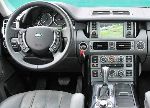 Dvb Logic Dvb T Tuner Interface For Range Rover