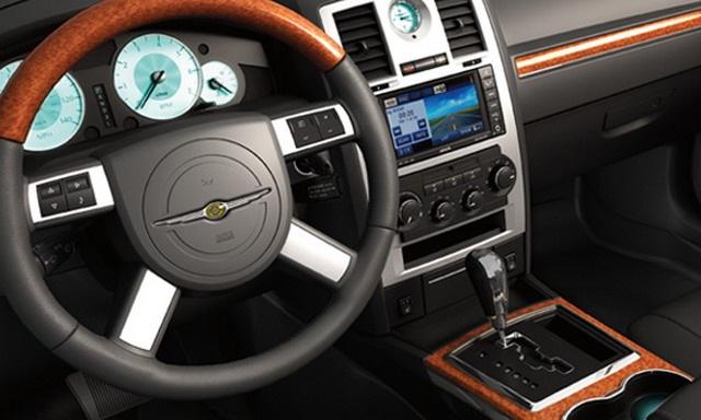 2008 Chrysler 300c Uk Version. AV Interface for Chrysler
