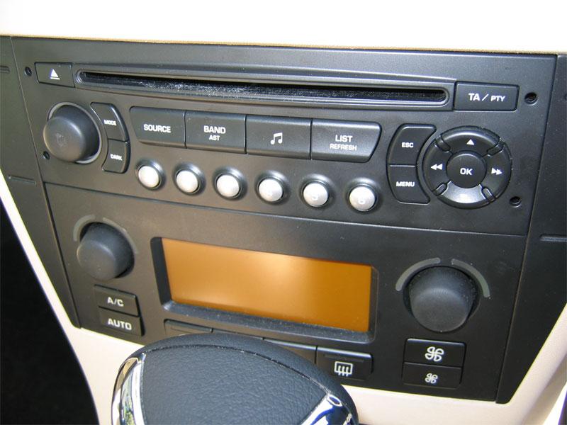Usb Integration For Peugeot Models With Vdo Rd4 Head Units