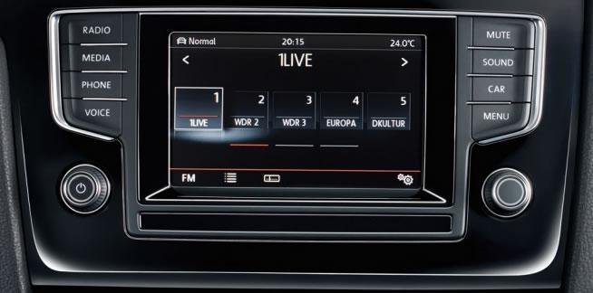 reverse camera interface  vw models  mib standard high systems media  motion
