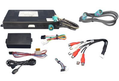 Reverse Camera Interface for Ford models with navigation and colour