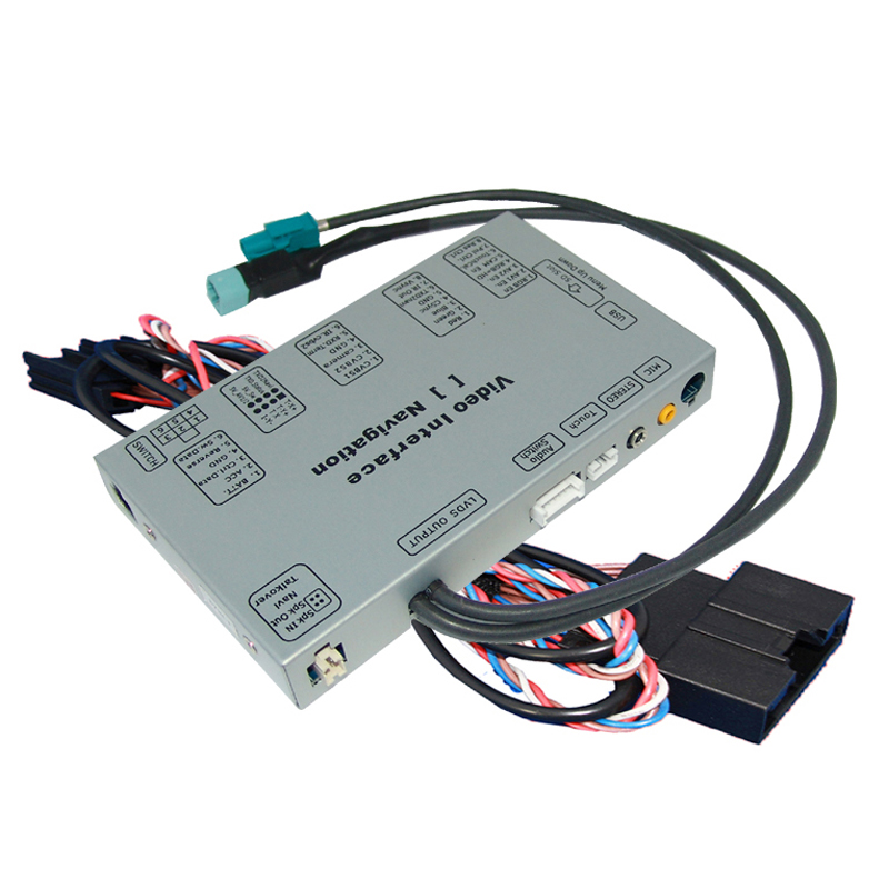 v LiNK video interface for Ford vehicles with Sony Sync3