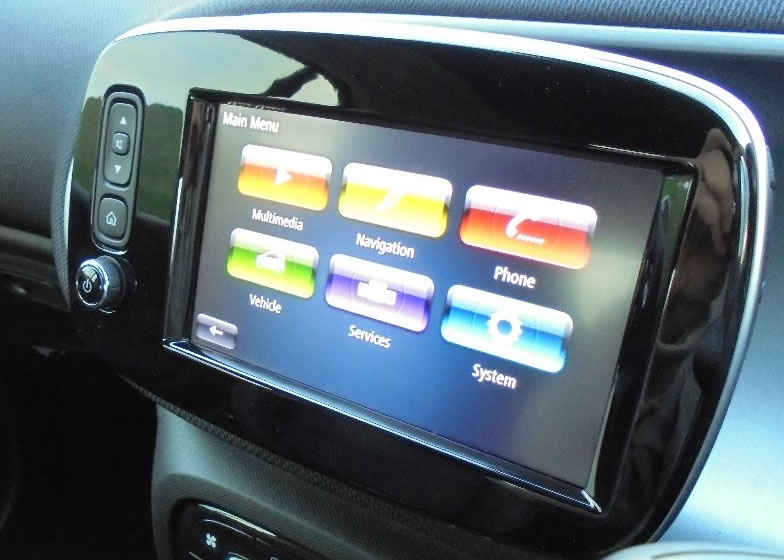 reverse camera interface for smart cars with smart media. Black Bedroom Furniture Sets. Home Design Ideas
